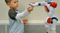 Robot - Bạn đồng hành với trẻ tự kỷ