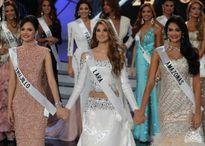 Cô sinh viên nha khoa đăng quang Hoa hậu Venezuela 2015