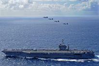 Ngôi sao của Hạm đội 7 trong kế hoạch ở Biển Đông