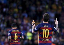 Messi tiếp tục giữ ngôi Vua bán áo, Depay là số 1 ở Ngoại hạng Anh