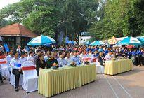 Kết nối thế hệ trẻ qua ngày hội Tân sinh viên 2015