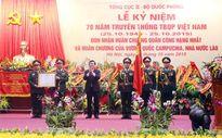 Kỷ niệm 70 năm Ngày truyền thống lực lượng Tình báo Quốc phòng Việt Nam