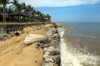 Cà Mau cần 150 tỷ đồng để bảo vệ khu vực sạt lở dọc bờ biển