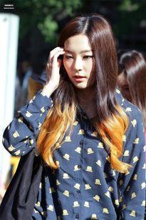 """Những mái tóc như """"sinh tố kem ngọt"""" của sao xứ Hàn"""