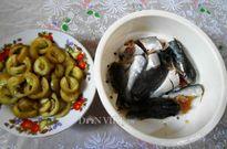 Món ngon từ con cá úc trong ngày mưa
