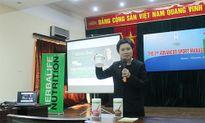 Herbalife Việt Nam đồng hành cùng thể thao nước nhà