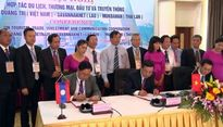 Hợp tác du lịch, thương mại ba tỉnh Quảng Trị, Savannakhet và Mukdahan