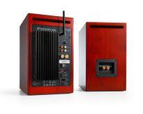 Audioengine giới thiệu loa kệ HD6 với kết nối Bluetooth, tích hợp amp, DAC,...
