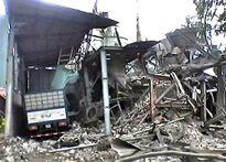 Bà Rịa-Vũng Tàu: Nổ lò hơi nhà máy giấy, 2 người tử vong