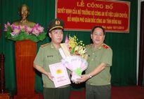 Phó Giám đốc Công an tỉnh 33 tuổi