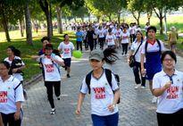 """Gamuda Land Việt Nam tổ chức """"Chạy vì trái tim 2015"""" tại Công viên Yên Sở"""