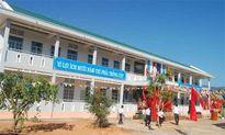 Khánh thành Trường Phổ thông dân tộc bán trú, THCS Võ Nguyên Giáp