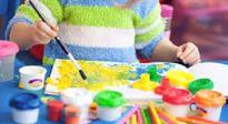 Giúp trẻ biết phân biệt màu sắc