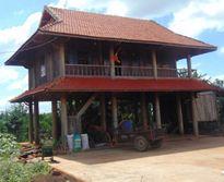 Kiến trúc đặc sắc nhà sàn người Thái ở Tây Nguyên