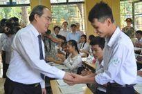 Ông Nguyễn Thiện Nhân chúc mừng hơn 1 triệu giáo viên toàn quốc