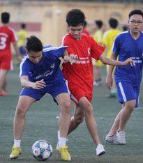 Lịch thi đấu vòng 1/16 giải bóng đá học sinh THPT Hà Nội 2015