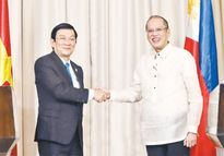 Chủ tịch nước Trương Tấn Sang dự Hội nghị cấp cao doanh nghiệp APEC