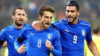 Italia đánh rơi chiến thắng, BĐN thị uy sức mạnh