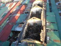 Vụ cháy chợ Đăk Mil: Hỗ trợ mỗi ki-ốt bị cháy 5 triệu đồng
