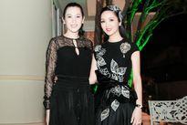 Á hậu Vi Thị Đông mừng sinh nhật Hoa hậu Giáng My