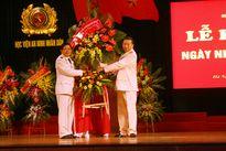 Thứ trưởng Tô Lâm dự Lễ kỷ niệm Ngày nhà giáo Việt Nam tại Học viện ANND