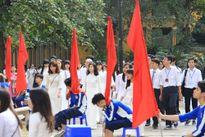 Thầy trò trường Chu Văn An trong ngày truyền thống