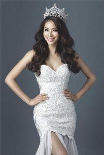 Phạm Hương được fans quốc tế ủng hộ tại Miss Universe 2015