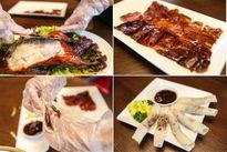 """9 món ăn """"nếm là mê"""" trong khu ẩm thực đẳng cấp tại Hà Nội"""