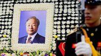 Cựu Tổng thống Hàn Quốc Kim Young-sam qua đời