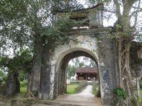Khám phá ngôi đền u tịch thờ 'Thần rắn' ở vùng quê nhiều điều lạ