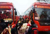 20.000 công nhân ở Hà Nội sẽ được đưa về quê đón Tết miễn phí