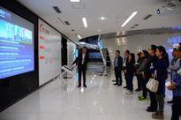 Đoàn Nhà báo Việt Nam thăm, làm việc tại Tp Thành Đô, Trung Quốc