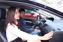Sẵn sàng đào tạo, cấp giấy phép lái xe số tự động