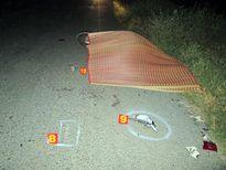 Xe ba gác gây tai nạn chết người, tài xế bỏ trốn