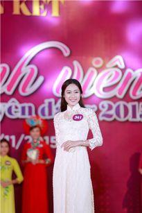 Lộ diện Top 50 Nữ sinh Việt Nam duyên dáng 2015