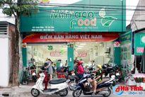 Hỗ trợ biển hiệu cho 3 cơ sở bán hàng Việt Nam tại Hà Tĩnh