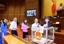 Chủ tịch Quốc hội Nguyễn Sinh Hùng được bầu là Chủ tịch Hội đồng bầu cử Quốc gia