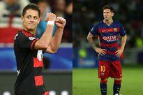 ĐIỂM TIN TỐI (25.11): Chicharito ghi bàn gấp rưỡi Messi, U21 VN chẳng ngán U21 HAGL