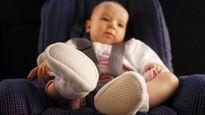 Nguy hiểm chết người khi để trẻ ngủ trên ghế ô tô dành cho trẻ em