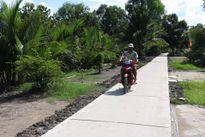 Linh hoạt trong phát triển giao thông nông thôn