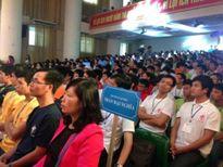 Hơn 800 sinh viên VN và châu Á tham gia Olympic Tin học Sinh viên lần thứ 24