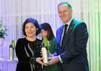 Thủ tướng New Zealand trực tiếp trao giải thưởng New Zealand Asean cho bà Mai Kiều Liên – Tổng giám đốc Vinamilk