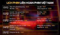 Công chiếu phim truyện dự thi LHP Việt Nam 19 tại cụm rạp Galaxy Nguyễn Du TP.HCM