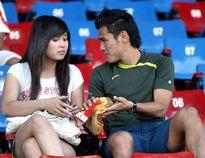 Những khoảnh khắc tình tứ của vợ chồng Thanh Bình – Thảo Trang thuở còn mặn nồng