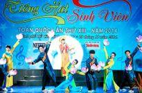 Hội thi 'Tiếng hát sinh viên toàn quốc' lần thứ XIV