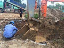 Truy tố 9 bị can trong vụ 14 lần vỡ đường ống nước sông Đà