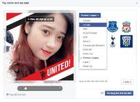 Cách đổi avatar Facebook theo logo CLB bóng đá yêu thích