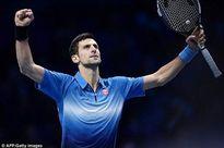 Giô-cô-vích tiếp tục thống trị quần vợt thế giới