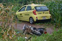 """Taxi """"điên"""" tông sản phụ 9 tháng tử vong tại chỗ"""