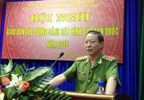 Giao ban lực lượng Cảnh sát hình sự toàn quốc năm 2015